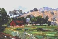 #54 California Valley Ranch 20x40 Oil